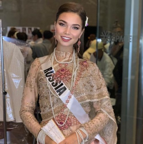 Катриона Грей стала Мисс Вселенная 2018