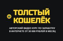 Толстый кошелек — наш отзыв о курсе Алены Красавиной. Заработок от 30000 рублей в месяц