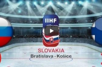 Россия – Финляндия 25 мая 2019 года онлайн-трансляция (полная запись)