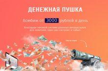 Денежная пушка – прицельный курс от Константина Руднева